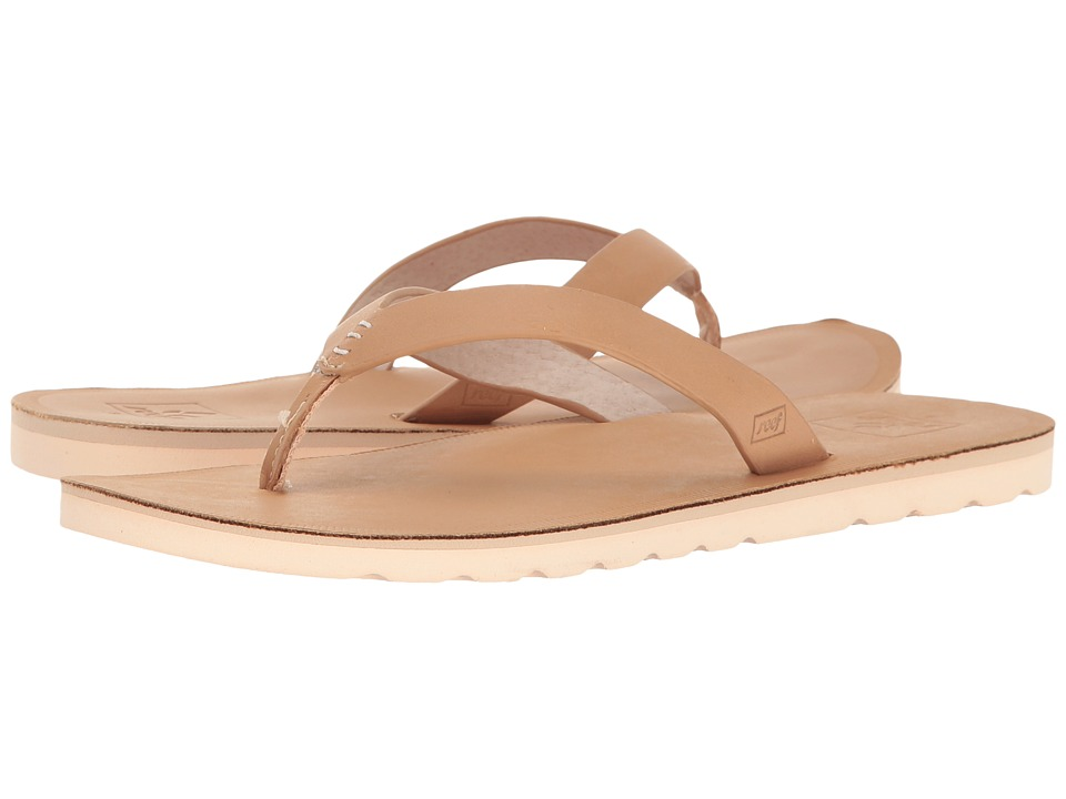 Reef Voyage LE (Natural) Sandals