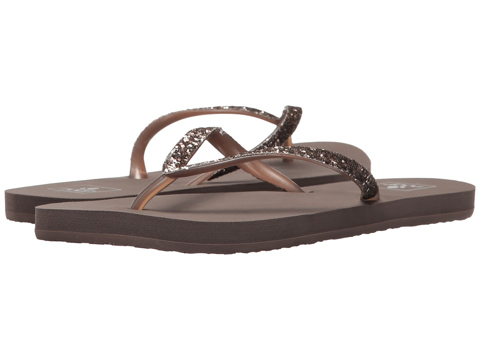 Reef Stargazer (Iron) Sandals