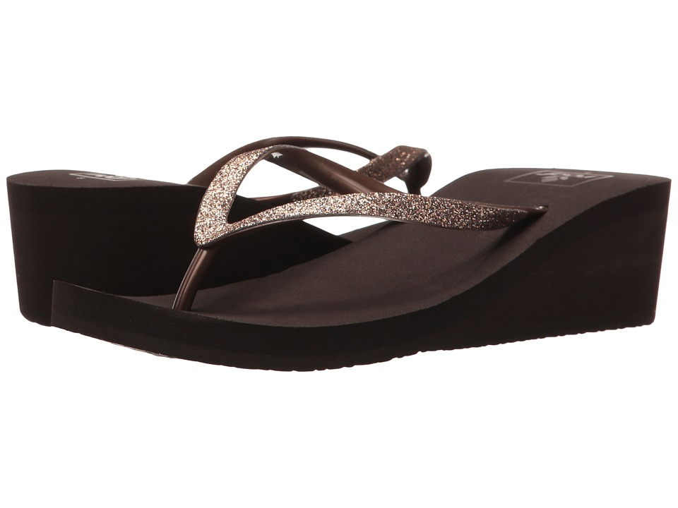 Reef Krystal Star (Bronze) Sandals