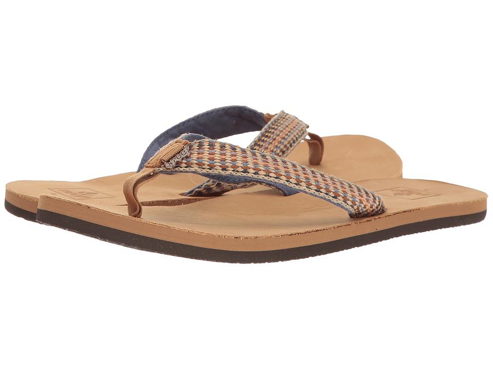 Reef - Gypsylove Lux (Blue Mocha) Womens Sandals