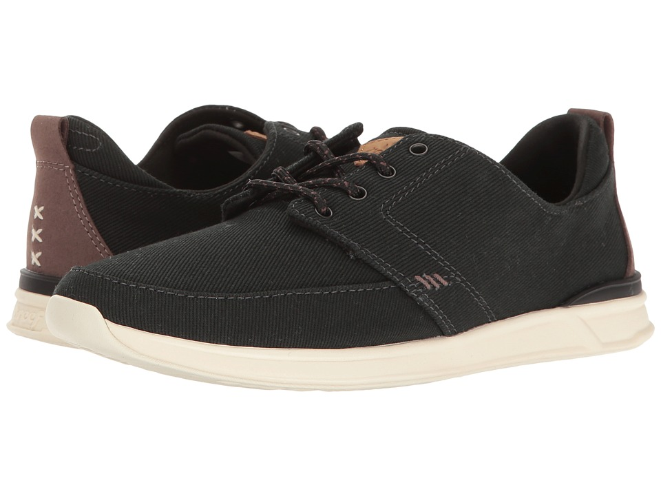 Reef Rover Low (Black/Charcoal) Women