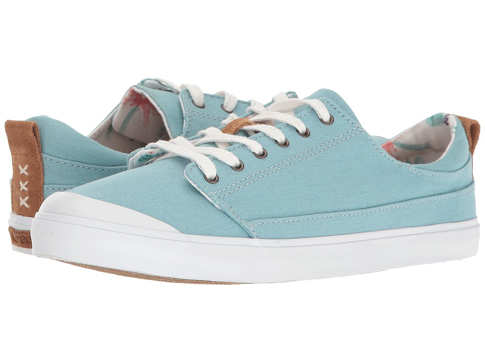 Reef Walled Low (Steel Blue) Women