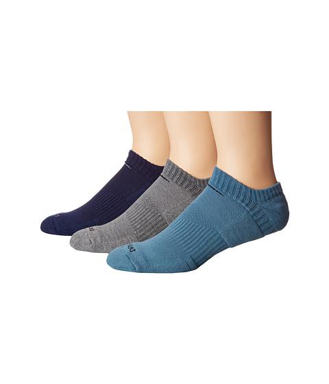 Nike Dri-FIT Cushion No Show 3 Pack - Multicolor 10