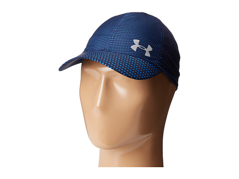 Under Armour UA Fly Fast Solid/Prints Cap - Midnight Navy/Mediterranean/Silver Reflective