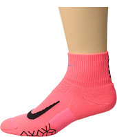 Nike - Elite Cushion Quarter Running Socks