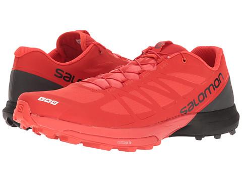 Salomon S-Lab Sense 6 SG - Racing Red/Black/White