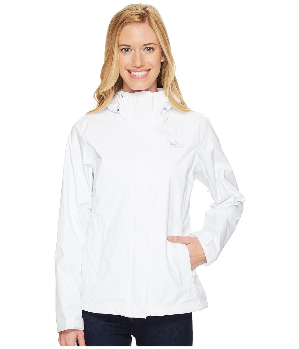 North Face Venture 2 Jacket (TNF White (Prior Season)) Wo...