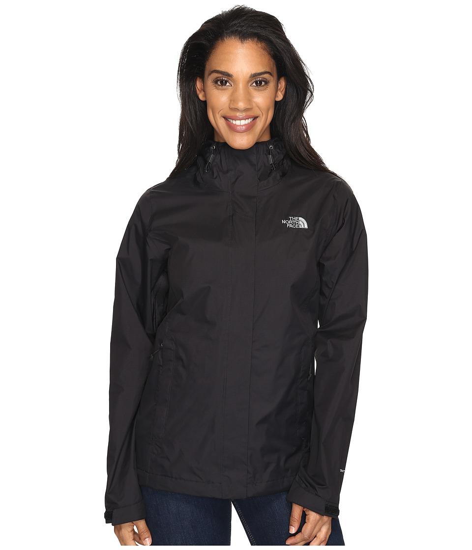 North Face Venture 2 Jacket (TNF Black) Women's Coat