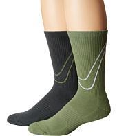 Nike - Swoosh Crew Socks 2-Pair Pack