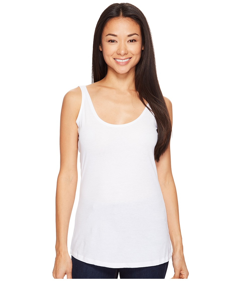 Columbia Radiant Glow Tank Top (White) Women