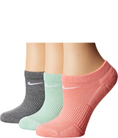 Nike - Cotton Cushioned No Show 3-Pair Pack