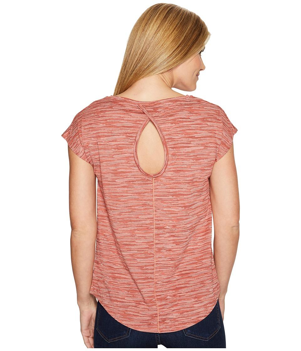 Columbia Shimmering Light Short Sleeve Shirt (Lychee) Women