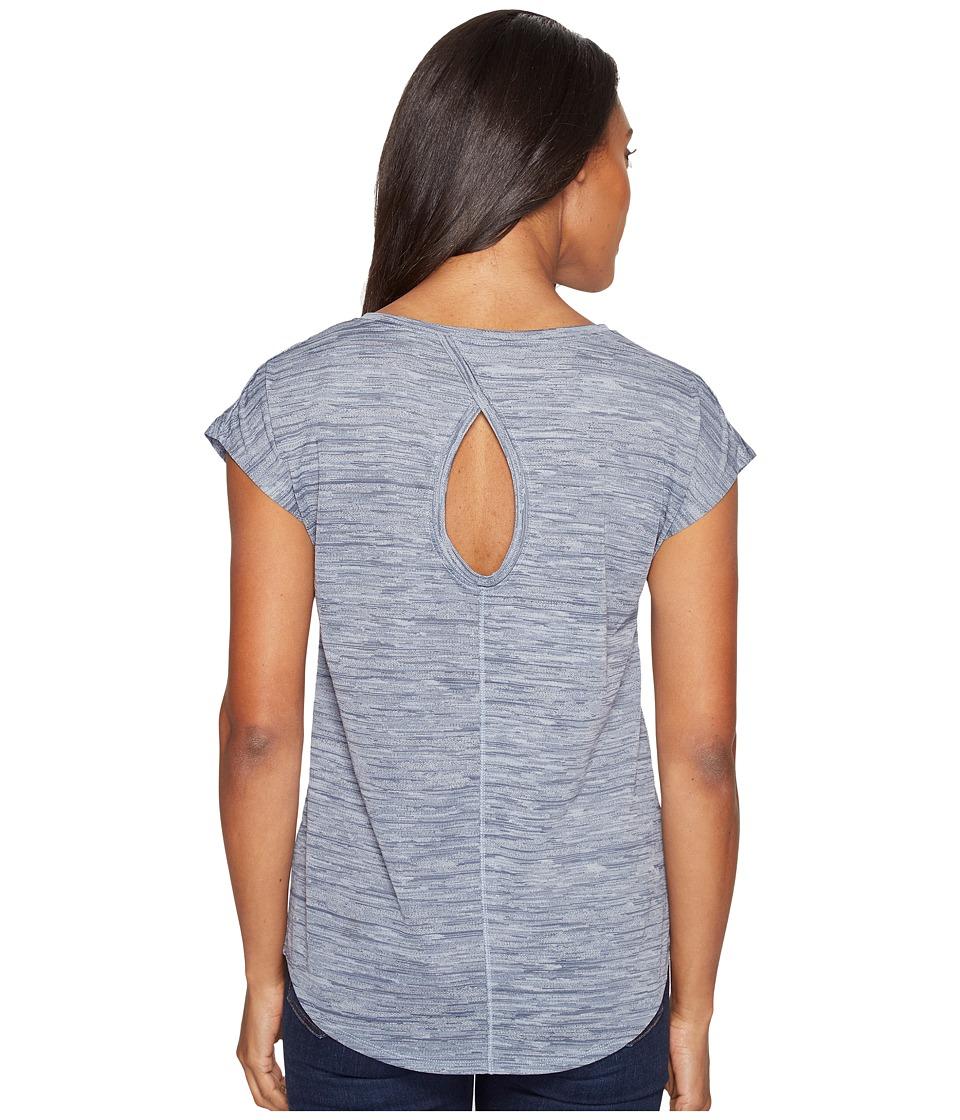 Columbia Shimmering Light Short Sleeve Shirt (Beacon) Women