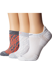 Nike - Dri-Fit Cushion Graphic No-Show Training Socks 3-Pair Pack