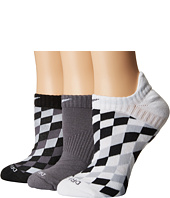 Nike - Dri-Fit Cushion Graphic No Show Training Socks 3-Pair Pack