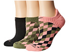 Dri-Fit Cushion Graphic No Show Training Socks 3-Pair Pack