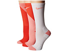 Nike - Cushion Graphic Crew Training Socks 3-Pair Pack