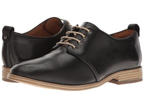 Clarks Zyris Toledo - Black Leather