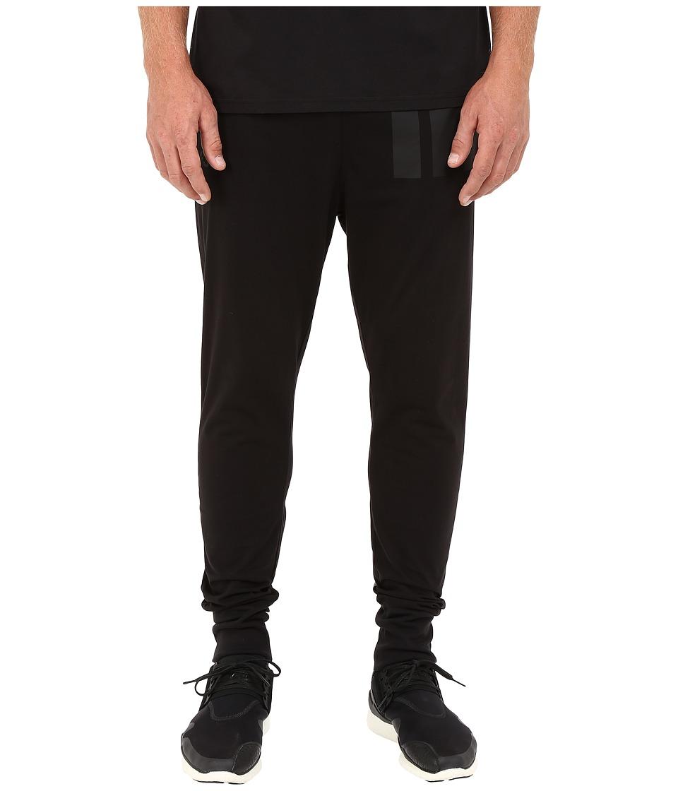 Image of adidas Y-3 by Yohji Yamamoto - 3S Long John (Black) Men's Casual Pants