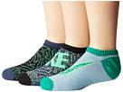 Nike Kids - 3-Pack Graphic Cotton Cush (Little Kid/Big Kid)