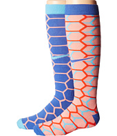 Nike Kids - GFX Cushion Over-the-Calf Socks 2-Pair Pack