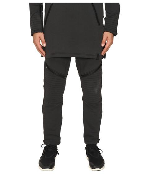 adidas Y-3 by Yohji Yamamoto Tecfleece Sweatpants - Black