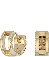 Cole Haan - Small Huggie Earrings