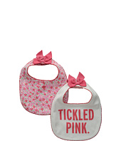 Kate Spade New York Kids - Tickled Pink Bib Gift Set