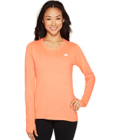 New Balance - Heathered Long Sleeve