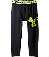 Under Armour Kids - Armour 3/4 Logo Leggings (Big Kids)