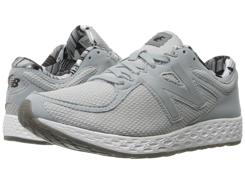 New Balance Classics - WL1980 (Silver Mink/Black) Womens Shoes
