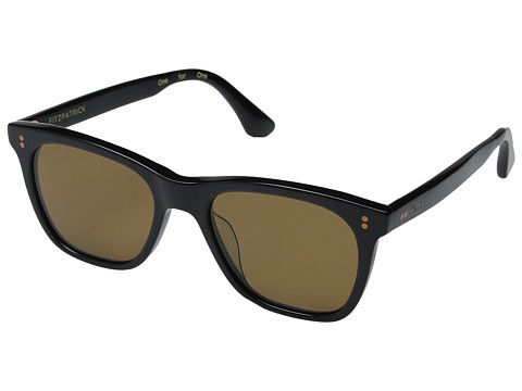 TOMS Fitzpatrick Polarized - Black