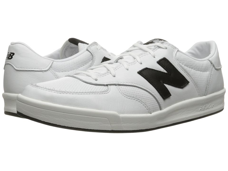 New Balance Classics CRT300v1 (White/Black) Men
