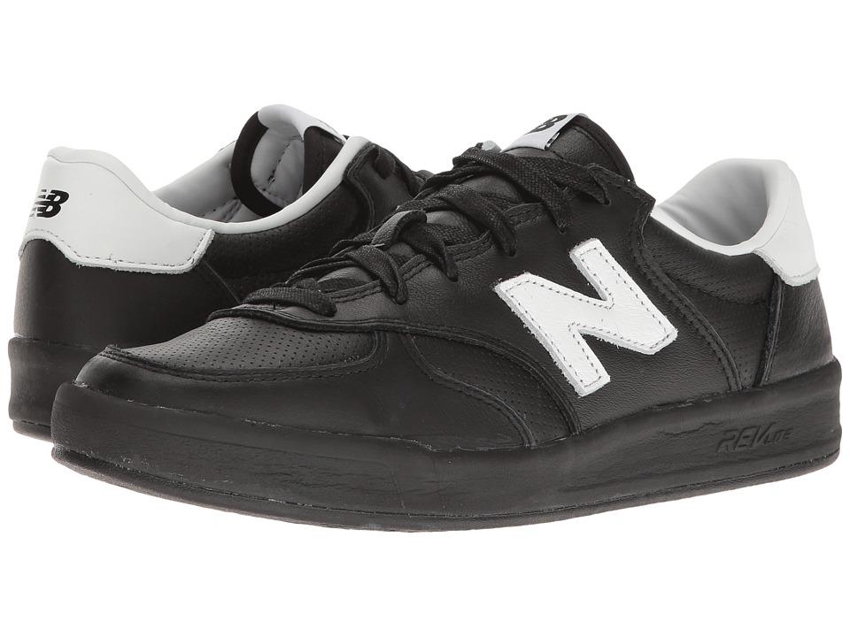New Balance Classics CRT300v1 (Black/Silver) Men