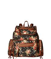 Gabriella Rocha - Vivi Floral Print Zipper Backpack