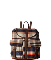 Gabriella Rocha - Ginny Plaid Backpack with Pockets