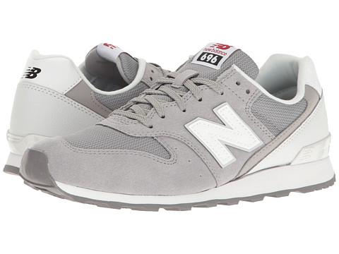 New Balance Classics WL696 - Grey/White