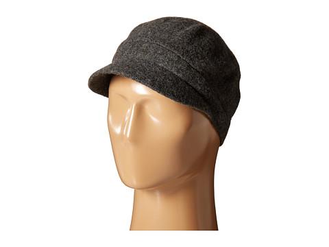 Betmar Rhinestone Cap - Grey Flannel