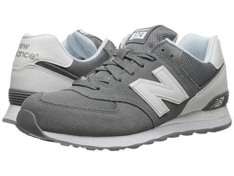 New Balance Classics ML574v1 - Grey/White