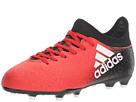 adidas Kids - X 16.3 FG Soccer (Little Kid/Bid Kid)