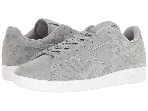 Reebok Lifestyle NPC UK Perf - Flat Grey/White