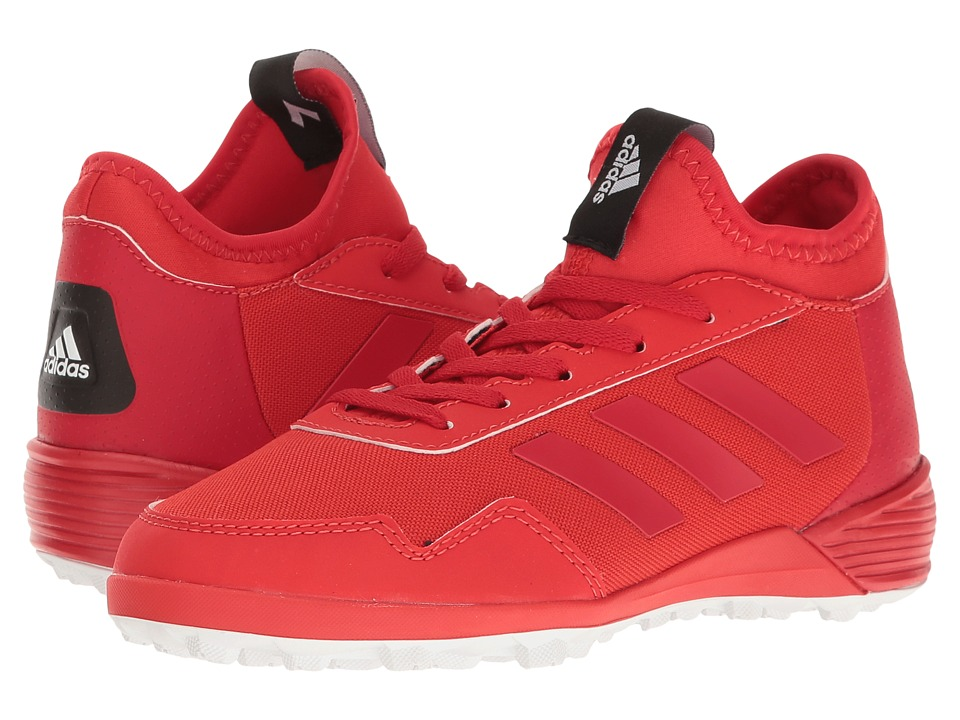 adidas Kids Ace Tango 17.2 TF Soccer (Little Kid/Bid Kid) (Red/Scarlet/Black) Kids Shoes