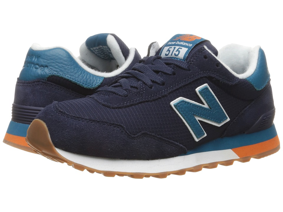 New Balance Classics - ML515 (Navy/Blue) Mens Classic Shoes