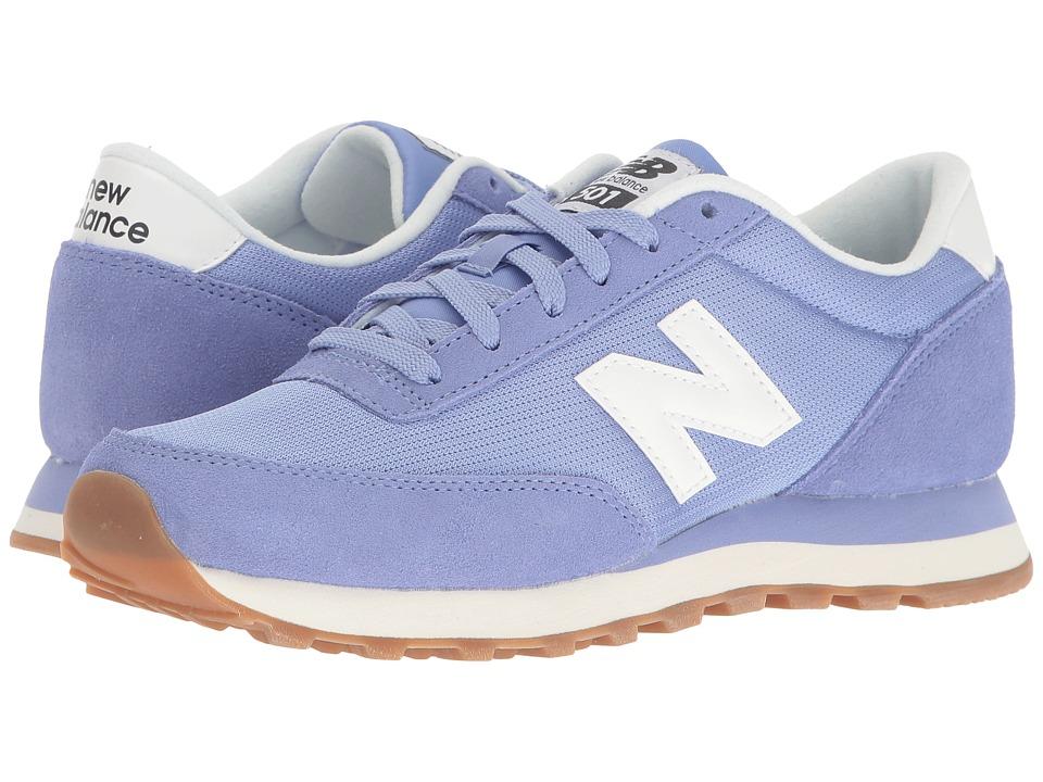 New Balance Classics - WL501 (Gem/Gem) Womens Classic Shoes