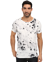 HUGO - Durn Short Sleeve Crew Splotch Dye