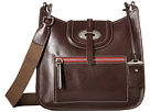 Dooney & Bourke Florentine Front Zip Crossbody