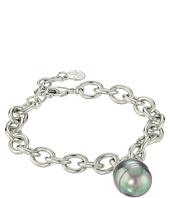 Majorica - Modern Metal Gold Link Bracelet