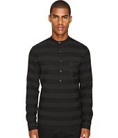 Matiere - Brennon Striped Woven Pullover Tunic