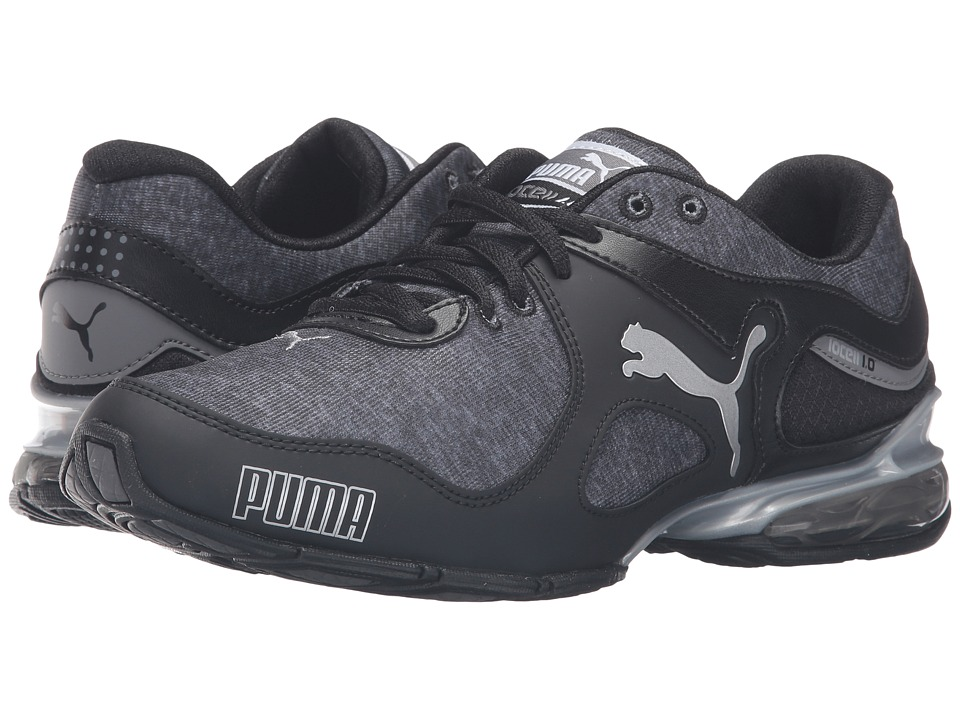 PUMA Cell Riaze Heather FM (PUMA Black/Steel Grey) Women