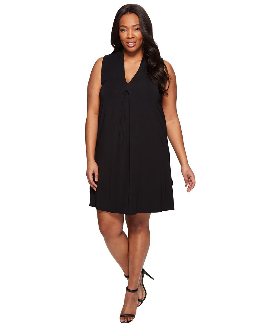 Tart Plus Size Tara Dress (Black) Women